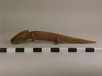 Figurine, Crocodile