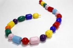 Snap-lock Beads