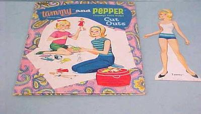Tammy, Paper Doll