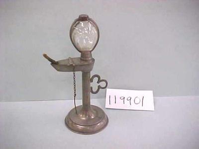 Betty Lamp, Time-indicating Lamp