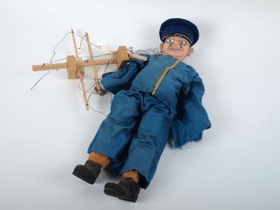 Marionette, Policeman