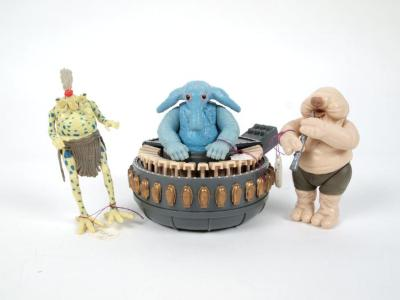 Star Wars, Sy Snootles and the Rebo Band, Action Figures