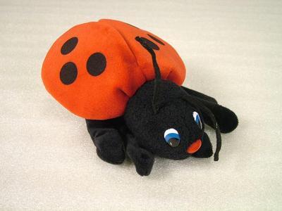 Glove Puppet, Ladybug
