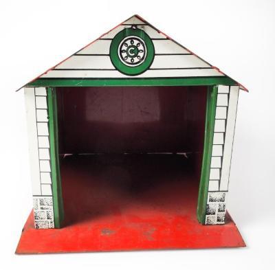 Toy, Garage
