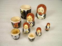 Orchestra Nesting Dolls Or  Boxes