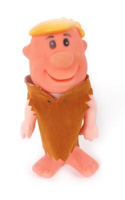 Doll, Barney Rubble From The Flintstones