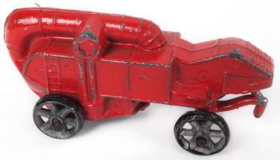 Toy Farm Machinery