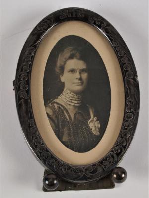Framed Photograph, Harriette Amy Richards 1876 - 1965
