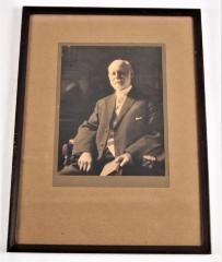Photograph, Portrait of Charles Walbridge Calkins