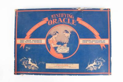 Box To Board Game, Mystifying Oracle