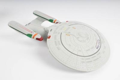 U.S.S. Enterprise Starship