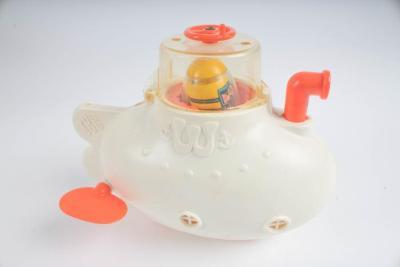 Toy, Weeble Tub Sub