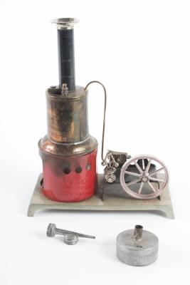 Miniature Steam Engine, Weeden Engine No. 33