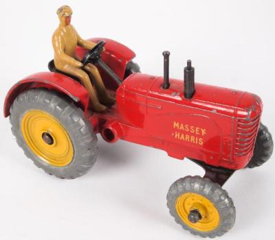 Tractor, Dinky Toy