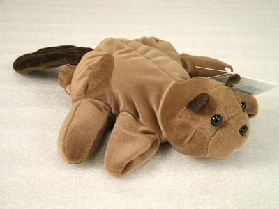 Glove Puppet, Beaver