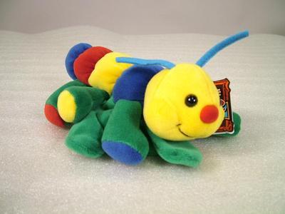 Glove Puppet, Caterpillar