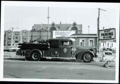 Archival Collection #189 - Grand Rapids Fire Department