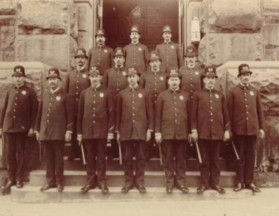 Archival Collection #191 - Grand Rapids Police Department